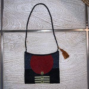 Handbags - Small beaded purse